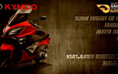 KYMCO Indonesia GIIAS 2017