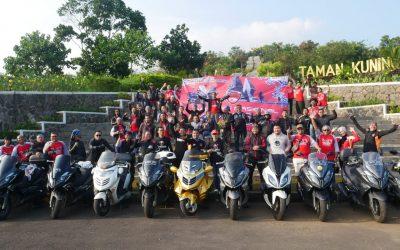 Jambore Nasional KYMCO Cirebon Kuningan 2019