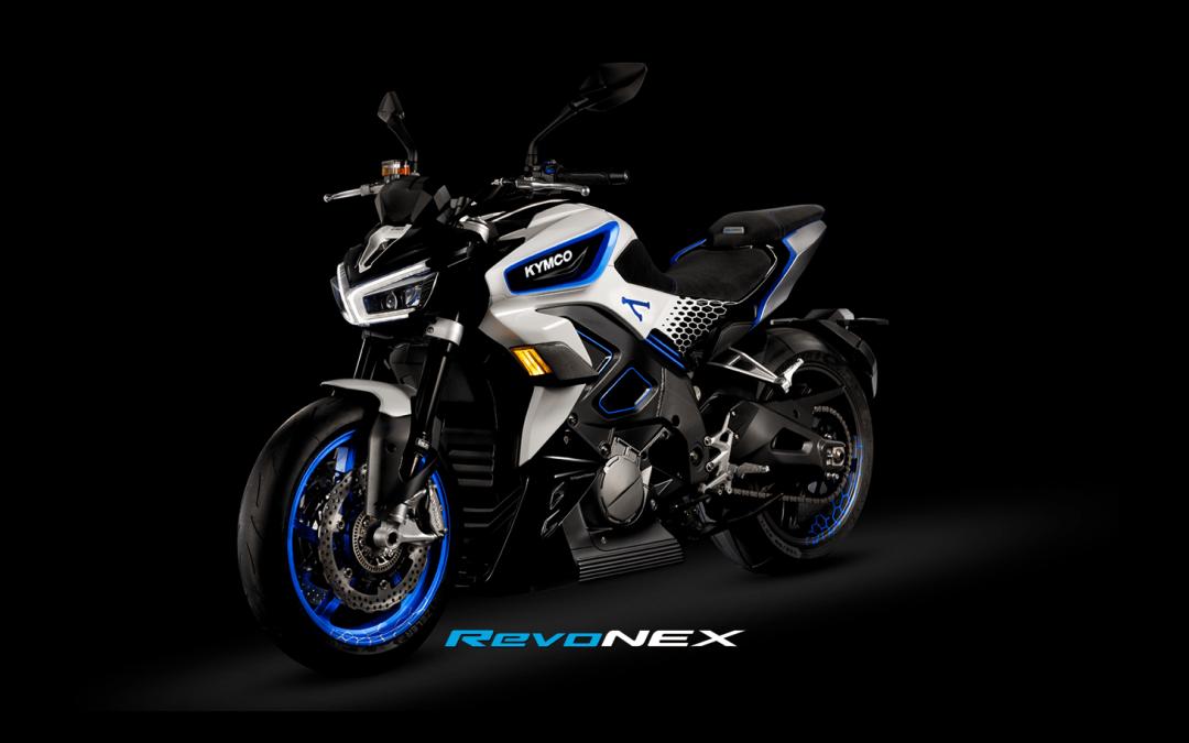 KYMCO RevoNEX Your NEX Motorbike
